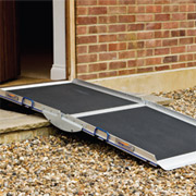 Aluminium Length Folding Portable Ramps