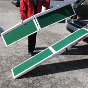 Aluminium Split Scooter Ramp